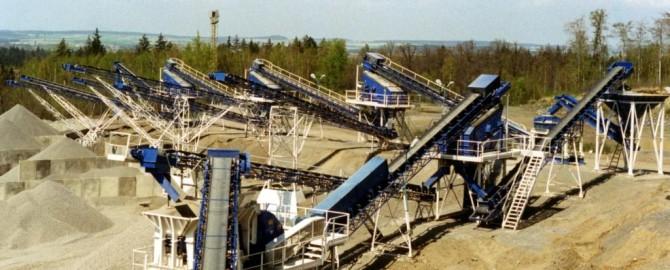 Quarry Aggregates Plant